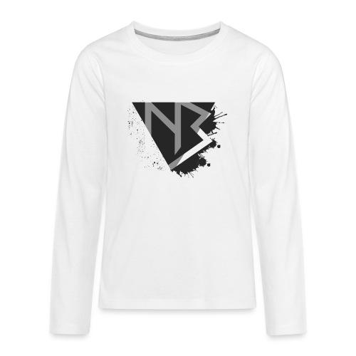 Cappellino NiKyBoX - Maglietta Premium a manica lunga per teenager
