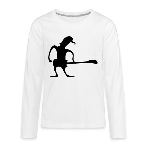 bassman - T-shirt manches longues Premium Ado