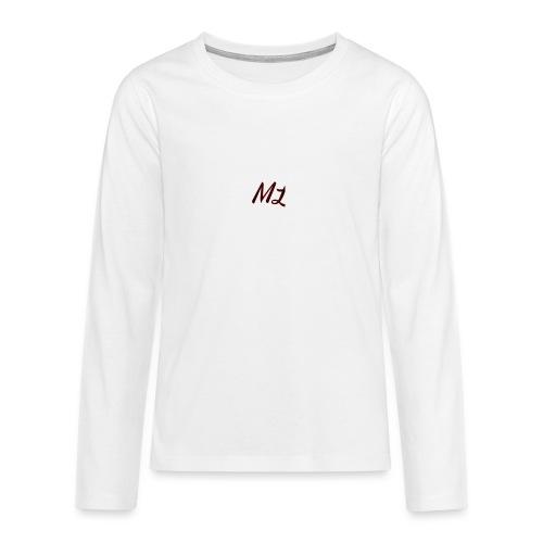 ML merch - Teenagers' Premium Longsleeve Shirt