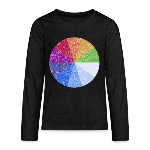 APV 10.1 - Teenagers' Premium Longsleeve Shirt