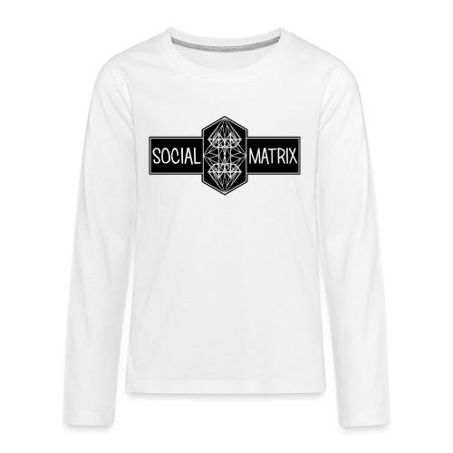 HET ORIGINEEL - Teenager Premium shirt met lange mouwen