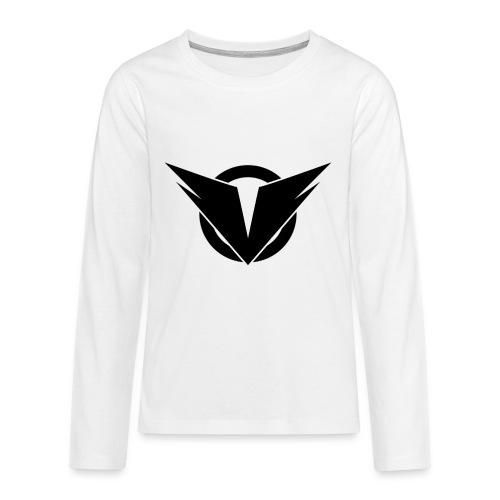 Vintry Logo on back - Teenager Premium Langarmshirt
