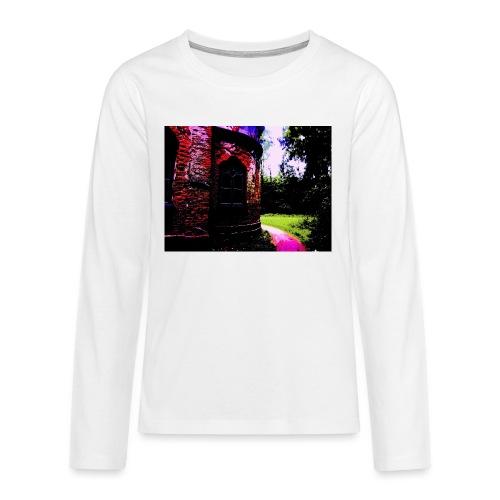 POP - Teenagers' Premium Longsleeve Shirt