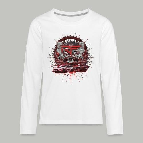 RF ART-PRINT by OBSNcom ©2020 - Teenager Premium Langarmshirt