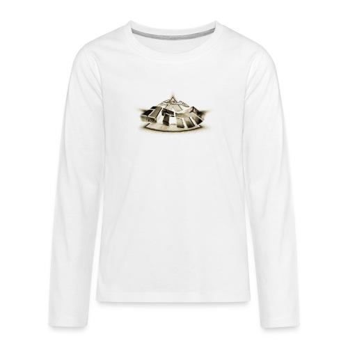 Suprême NT... - T-shirt manches longues Premium Ado