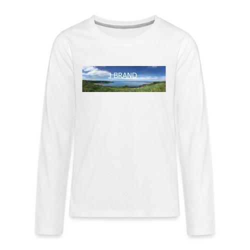 J BRAND Clothing - Teenagers' Premium Longsleeve Shirt