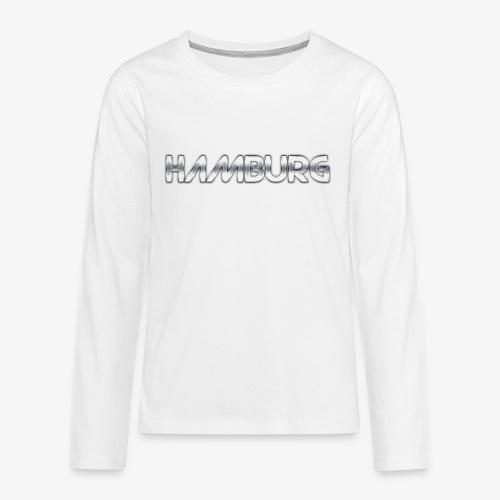 Metalkid Hamburg - Teenager Premium Langarmshirt