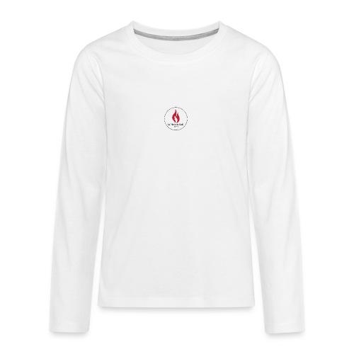 Logo Notte dei falo 2 - Maglietta Premium a manica lunga per teenager