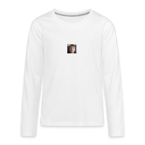 The master of autism - Teenagers' Premium Longsleeve Shirt