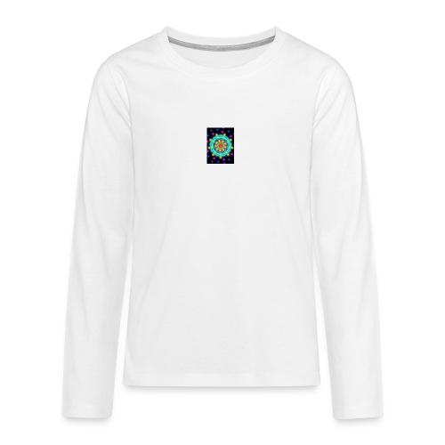 received_885514228235951-jpeg - Maglietta Premium a manica lunga per teenager
