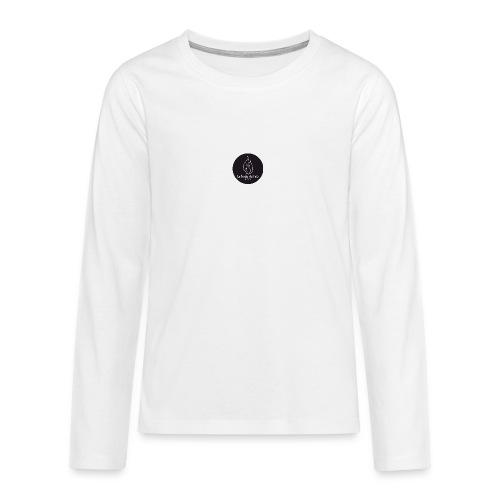 Logo Notte dei falo 3 - Maglietta Premium a manica lunga per teenager