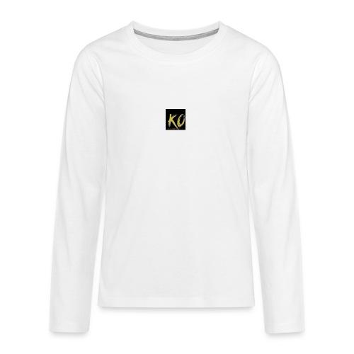 k.o-ousmanekebe - T-shirt manches longues Premium Ado