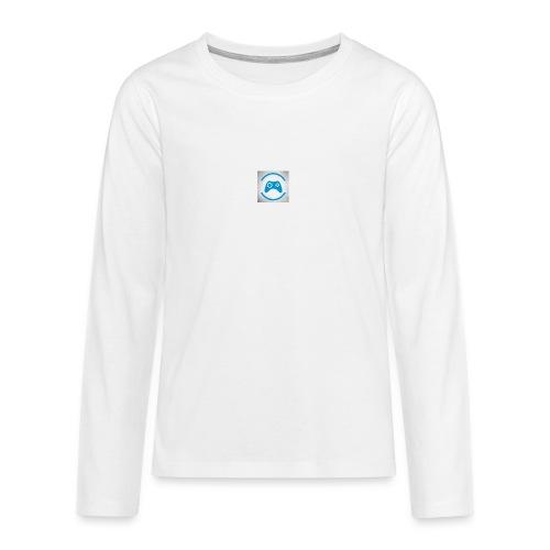 mijn logo - Teenager Premium shirt met lange mouwen