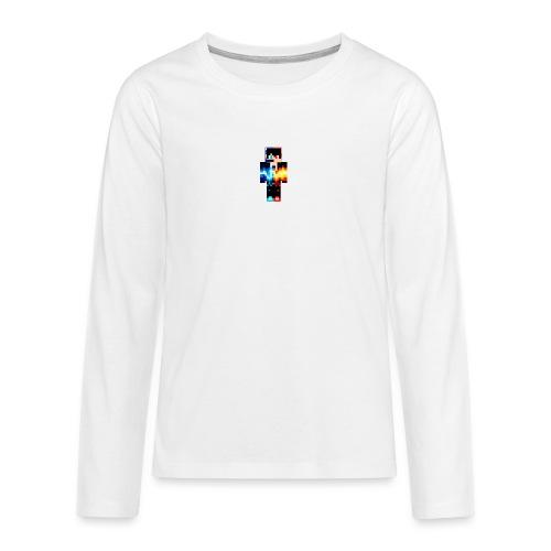 Cooler Skin - Teenager Premium Langarmshirt