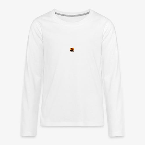 demon - Teenagers' Premium Longsleeve Shirt