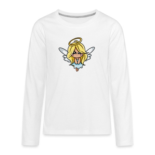 Ange Kawaii - T-shirt manches longues Premium Ado