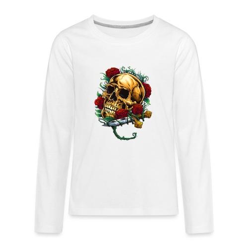 Valexio Raider - Långärmad premium T-shirt tonåring