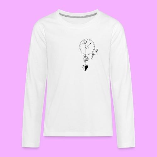 L'amour - T-shirt manches longues Premium Ado