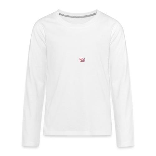 vom pech verfolgt - Teenager Premium Langarmshirt