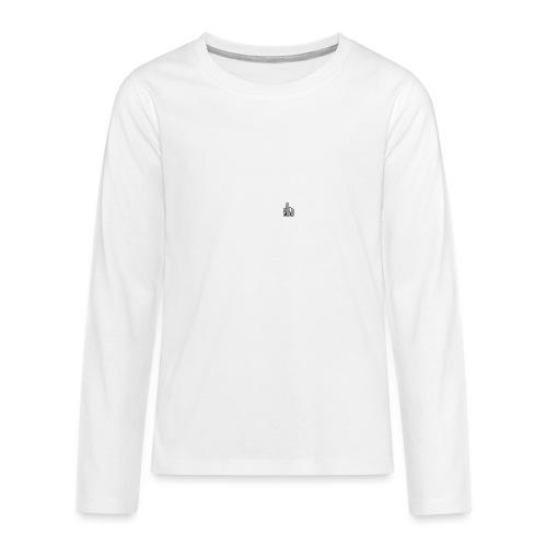 2020 - Mittelfinger Virus - Teenager Premium Langarmshirt