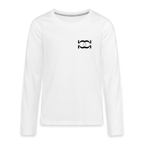 Omega Ultima - Teenagers' Premium Longsleeve Shirt
