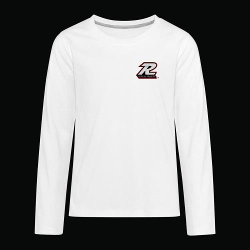 logo maillot PNG - T-shirt manches longues Premium Ado