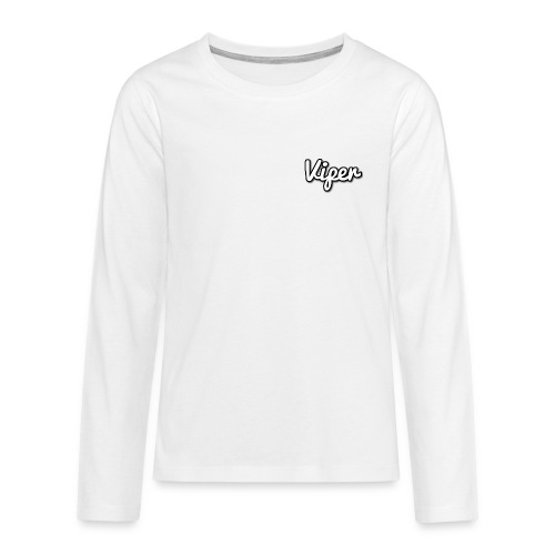 vipersignature png - Teenagers' Premium Longsleeve Shirt