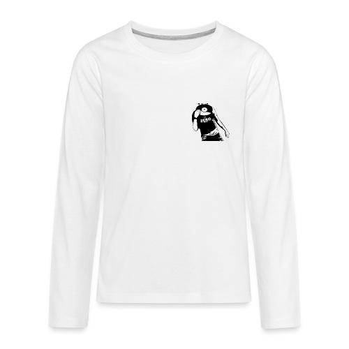 F@ck me I am a Dj - Teenagers' Premium Longsleeve Shirt