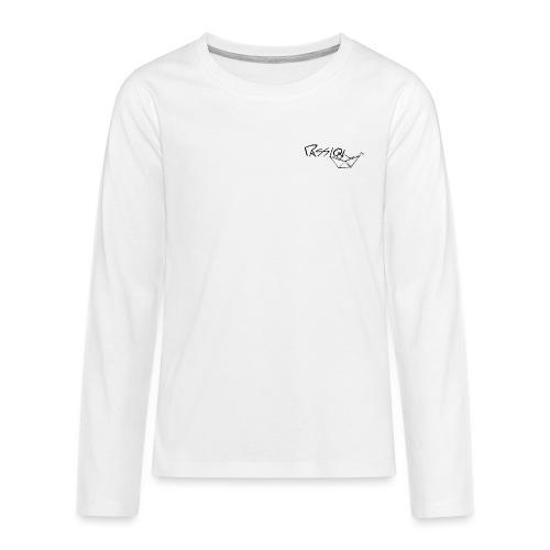 Leidenschaft Passion - Teenager Premium Langarmshirt