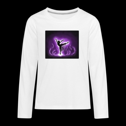 Dream Dancer - Teenagers' Premium Longsleeve Shirt