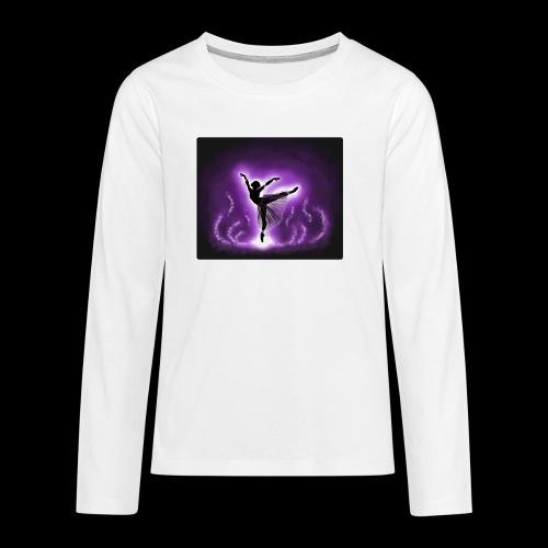 Dream Dancer - Teenagers' Premium Longsleeve Shirt