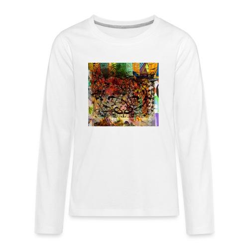 urban tribute - T-shirt manches longues Premium Ado