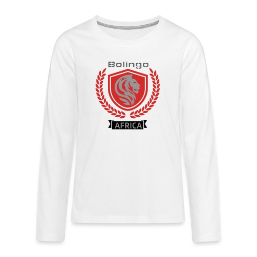 bolingo - T-shirt manches longues Premium Ado