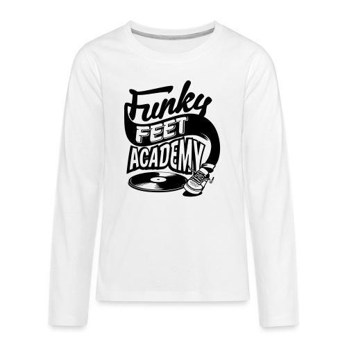 Hip Hop - T-shirt manches longues Premium Ado