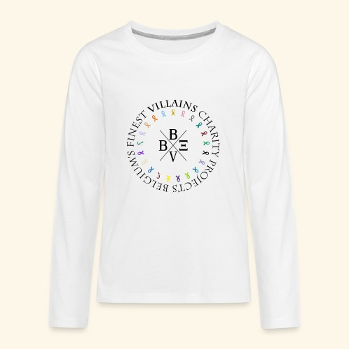 BVBE Charity Projects - Teenagers' Premium Longsleeve Shirt