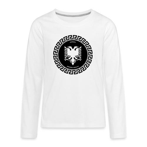 Patrioti Medusa - Teenager Premium Langarmshirt