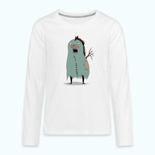 MOGGY - Teenagers' Premium Longsleeve Shirt