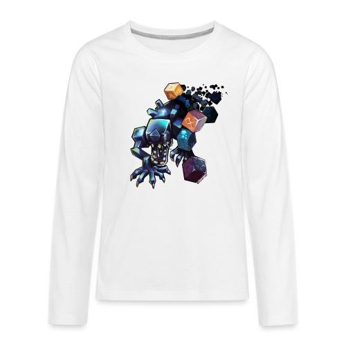 BDcraft Alien - Teenagers' Premium Longsleeve Shirt