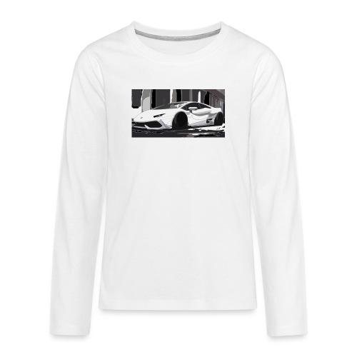 aaaaaaaaaaaaaaaaaaaaaaaaaa fghjgfjgdfj ghjghdjcv - Teenagers' Premium Longsleeve Shirt