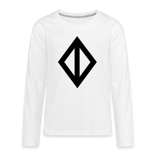 0 - Teenagers' Premium Longsleeve Shirt