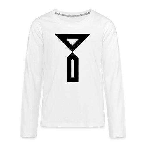 Y - Teenagers' Premium Longsleeve Shirt