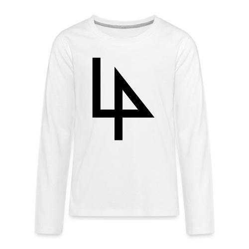 4 - Teenagers' Premium Longsleeve Shirt