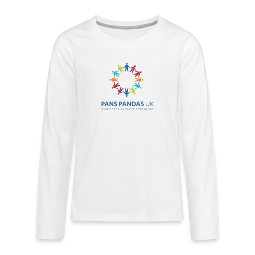 PANS PANDAS UK - Teenagers' Premium Longsleeve Shirt