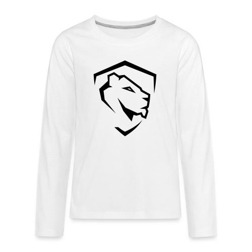 Aesthetics - Koszulka Premium z długim rękawem dla nastolatków