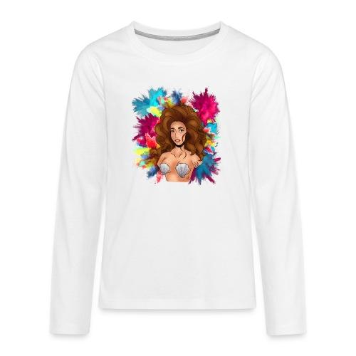 VENUS mochila - Camiseta de manga larga premium adolescente