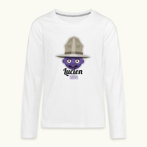 Lucien (Le monde des Pawns) - T-shirt manches longues Premium Ado