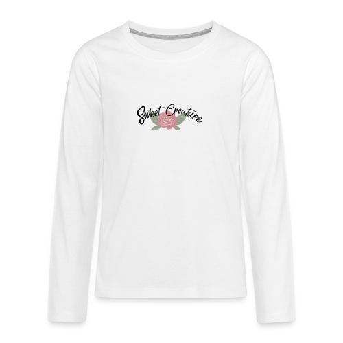 Sweet Creature - Teenager Premium shirt met lange mouwen