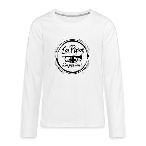 Los Pipos - Latin Jazz Band - Teenager Premium Langarmshirt