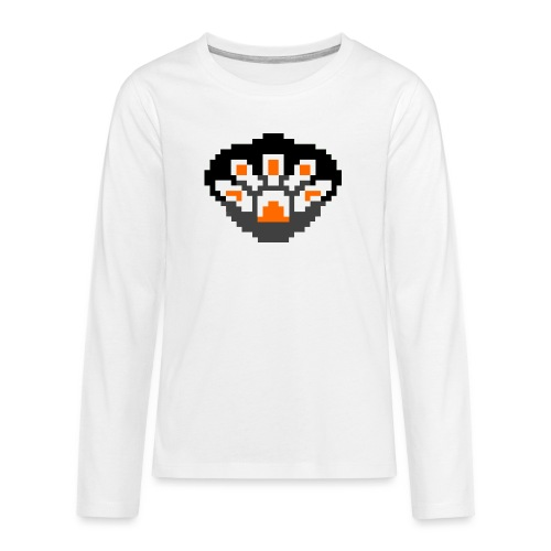 MinecraftExpress Logo - Teenager Premium Langarmshirt