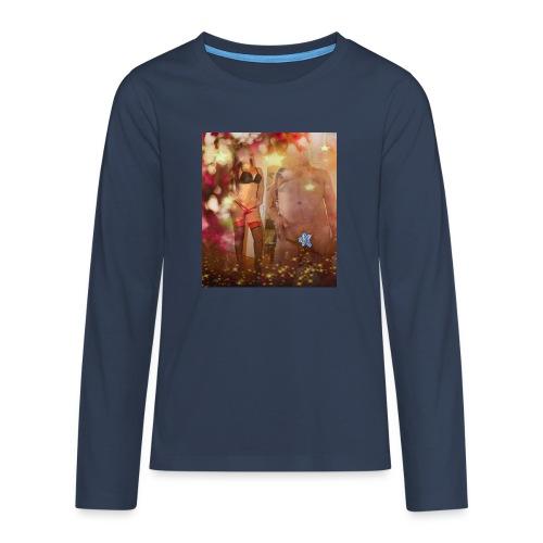 herbst Sinfonie - Teenager Premium Langarmshirt